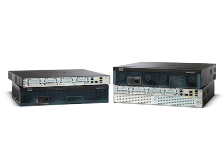 Cisco 2900 Series Secure Voice Bundles