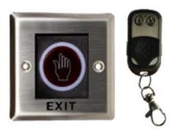 K2S- Non touch Exit Sensor with Remote Key