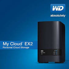 WD NAS WD MY CLOUD EX2 CHARCOAL MULTI-CITY ASIA (0TB / 4TB /6TB /8TB)