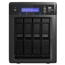 WD NAS MY CLOUD EX4 MULTI-CITY ASIA (0TB / 8TB / 12TB / 16 TB)