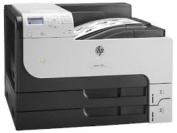 HP LaserJet Enterprise M712DN (A3)