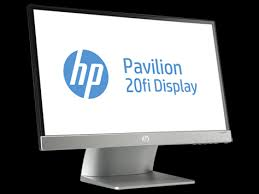 HP Pavilion 20fi 20-inch IPS LED Backlit Monitor