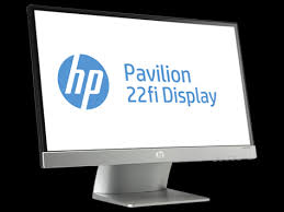 HP Pavilion 22fi 21.5-in IPS LED Backlit Monitor