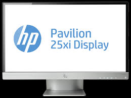 HP Pavilion 25xi 25-in IPS LED Backlit Monitor