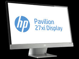 HP Pavilion 27Xi 27-inch IPS LED Backlit Monitor