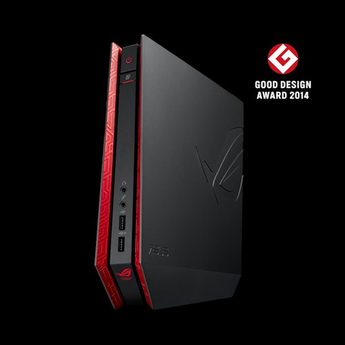 DESKTOP ASUS PC Gaming GR8-R057R-ROG RED