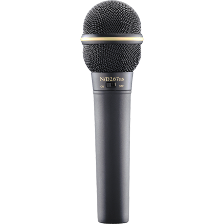 Micro N/D267a Versatile Dynamic Vocal Microphone