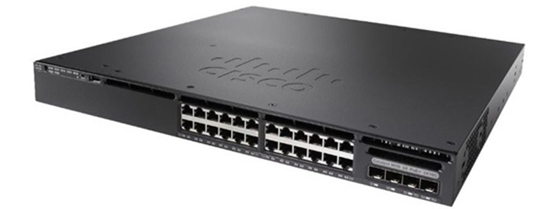 WS-C3650-24PS-L Catalyst 3650 Switch