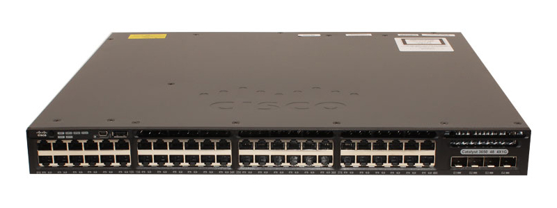 WS-C3650-48TS-L Catalyst 3650 Switch