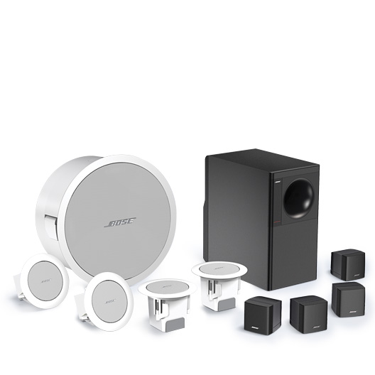 FreeSpace® 3 subwoofer/satellite systems